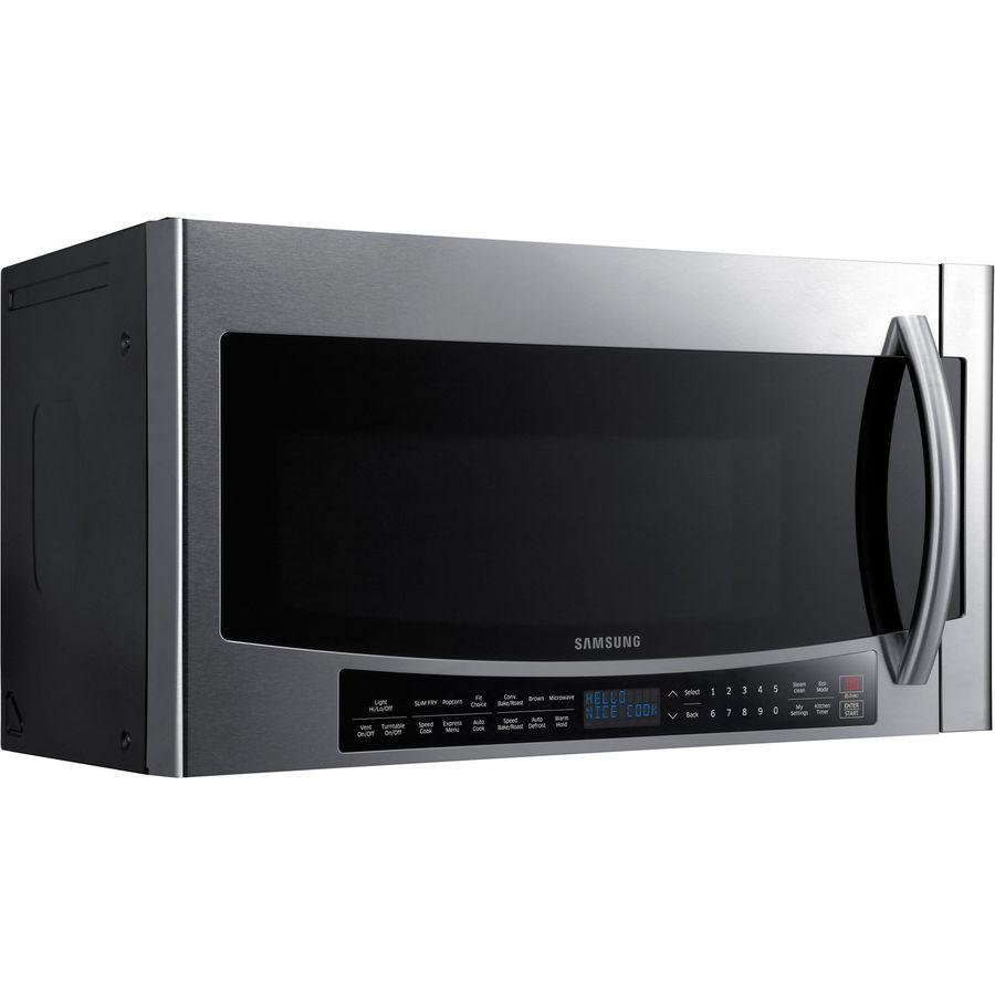 Samsung Mc17j8000cs Otr Convection Microwave Slim Fry