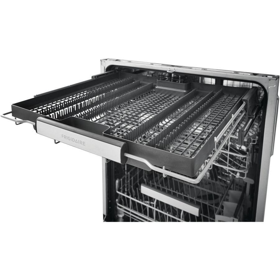 Frigidaire Fpid2498sf 24 Built In Dishwasher Hi Temp Wash